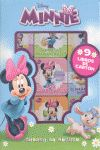 MINNIE BOOK BLOCK BKBLK 9BK BOX