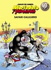 MORTADELO Y FILEMÓN. SAFARI CALLEJERO (MAGOS DEL HUMOR 3)