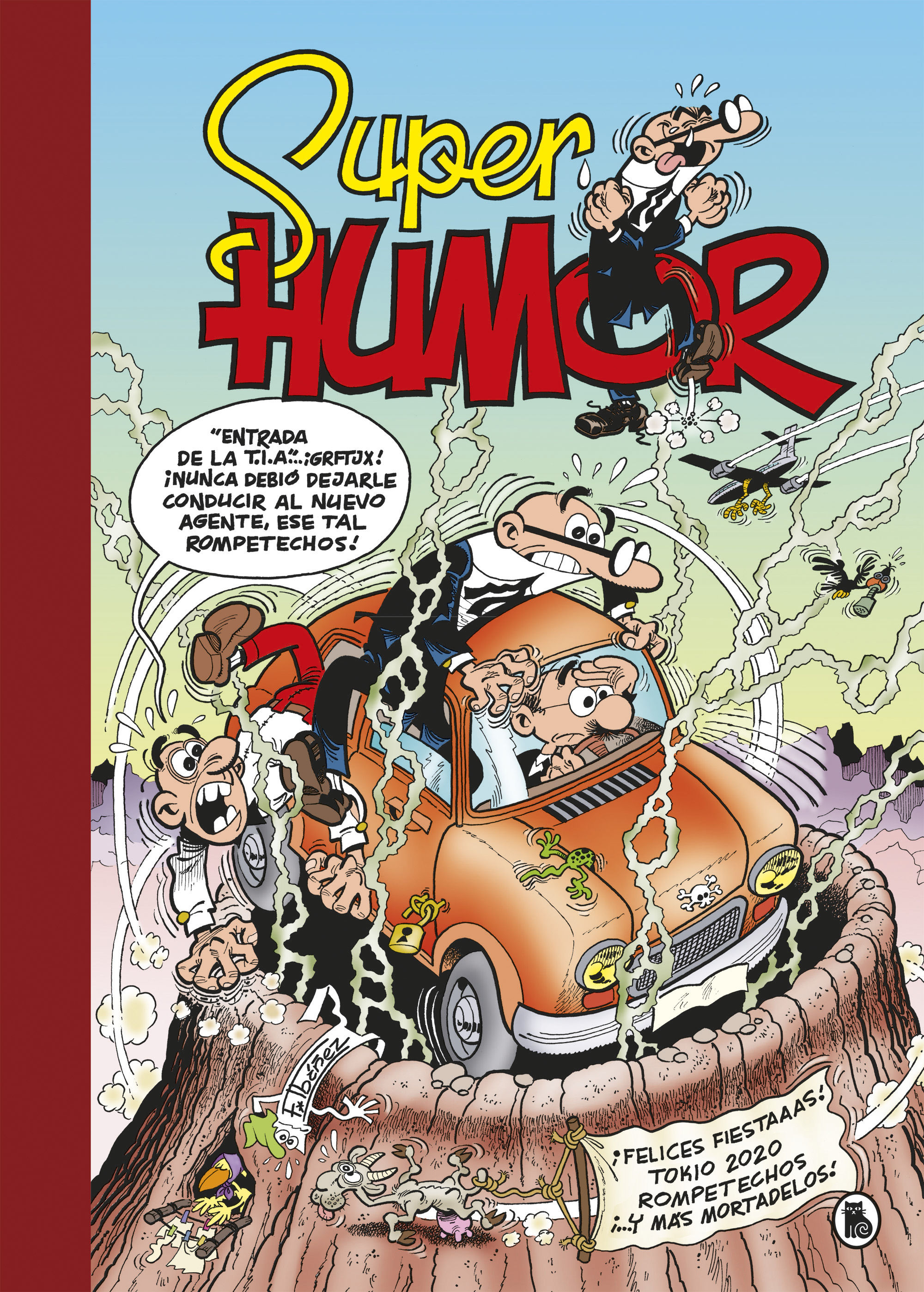 SUPER HUMOR MORTADELO 65.FELICES FIESTAS
