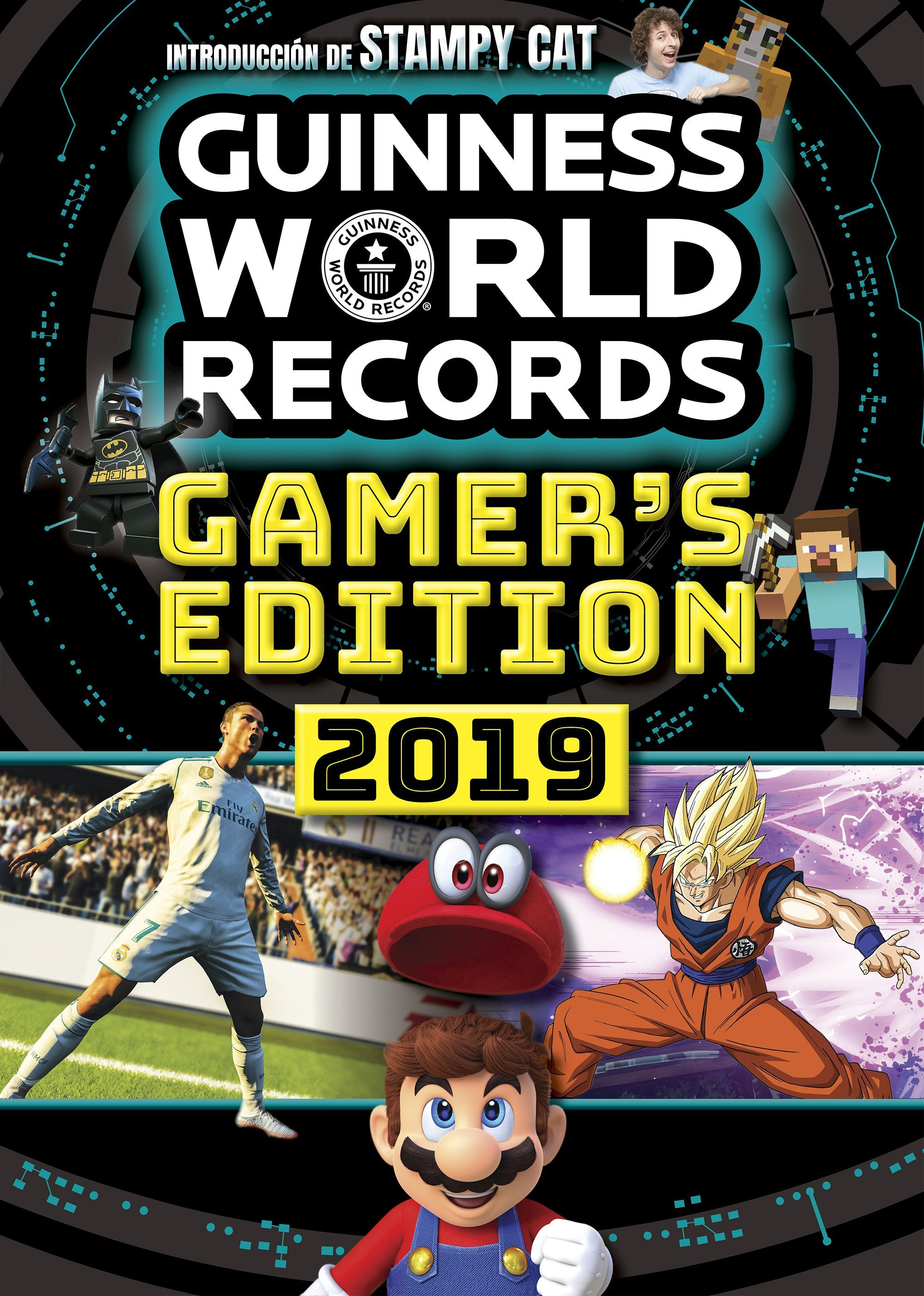 GUINNESS WORLD RECORDS 2019. GAMER'S EDITION