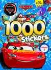 CARS. 1000 STICKERS. VOLUMEN 2