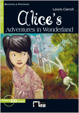 ALICE'S ADVENTURES IN WONDERLAND + CD