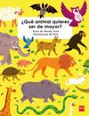 ¿QUE ANIMAL QUIERES SER DE MAYOR?