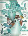 BIG SURPRISE 4: ACTIVITY BOOK + MULTI-ROM PACK