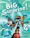 BIG SURPRISE 4: CLASS BOOK