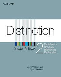 DISTINCTION 2. STUDENT'S BOOK + ORAL SKILLS COMPANION
