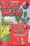 BUGS WORLD 1 PB PK (NEW C)