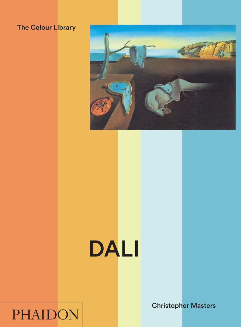 DALÍ. COLOUR LIBRARY