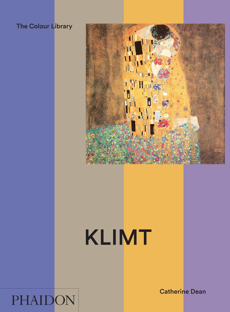 KLIMT. COLOUR LIBRARY