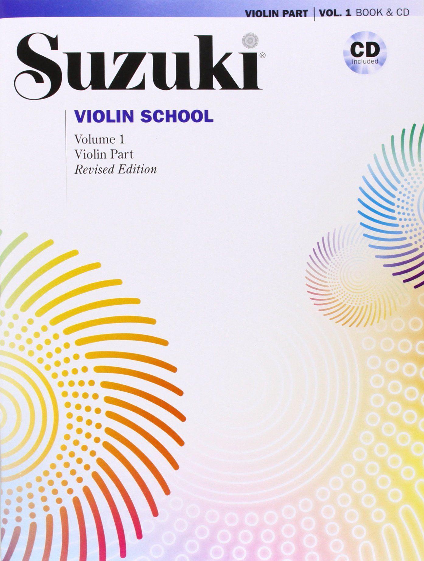 VIOLIN LIBRO 1º  CON CD  METODO SUZUKI