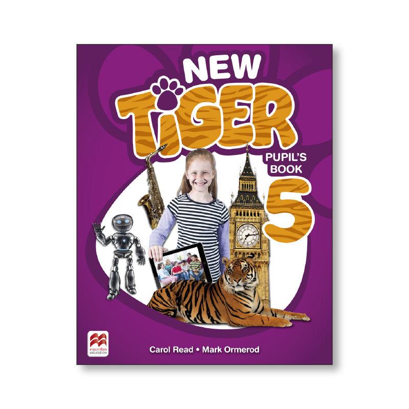 NEW TIGER 5 PB