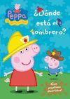 ¿DÓNDE ESTÁ EL SOMBRERO? (PEPPA PIG)