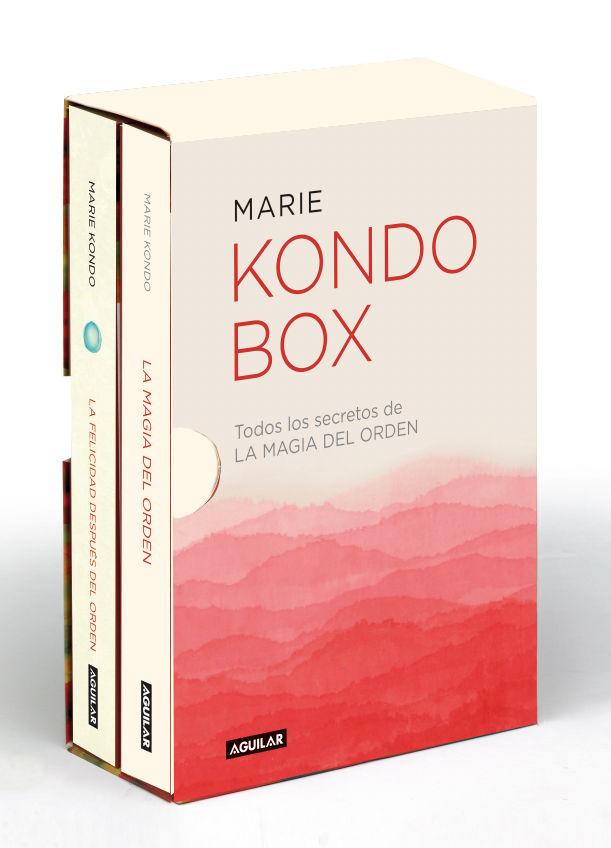TODOS LOS SECRETOS DEL MÉTODO KONMARI (EDICIÓN BOX: LA MAGIA DEL ORGEN  LA FELI