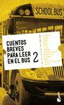 CUENTOS BREVES BUS RELATOS     2 BOOKET