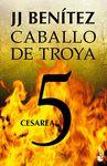 CABALLO TROYA 5 (CESAREA)        BOOKET