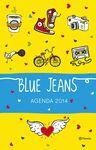 AGENDA BLUE JEANS 2014