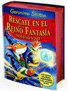 RESCATE EN EL REINO DE LA FANTASIA (9º VIAJE)