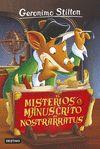 GS3N.EL MISTERIOSO MANUSCRITO DE NOSTRARRATUS