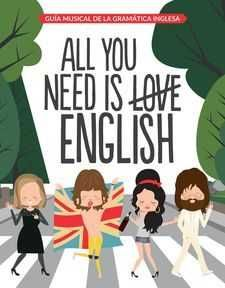 PACK ALL YOU NEED IS ENGLISH + 4 IMANES