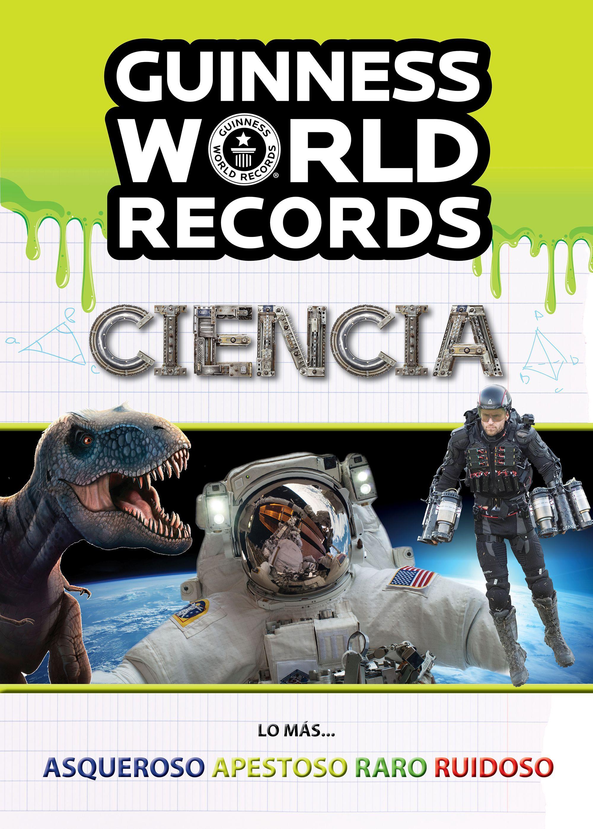 GUINNESS WORLD RECORDS. CIENCIA