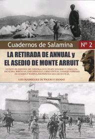 LA RETIRADA DE ANNUAL Y EL ASEDIO DE MONTE ARRUIT