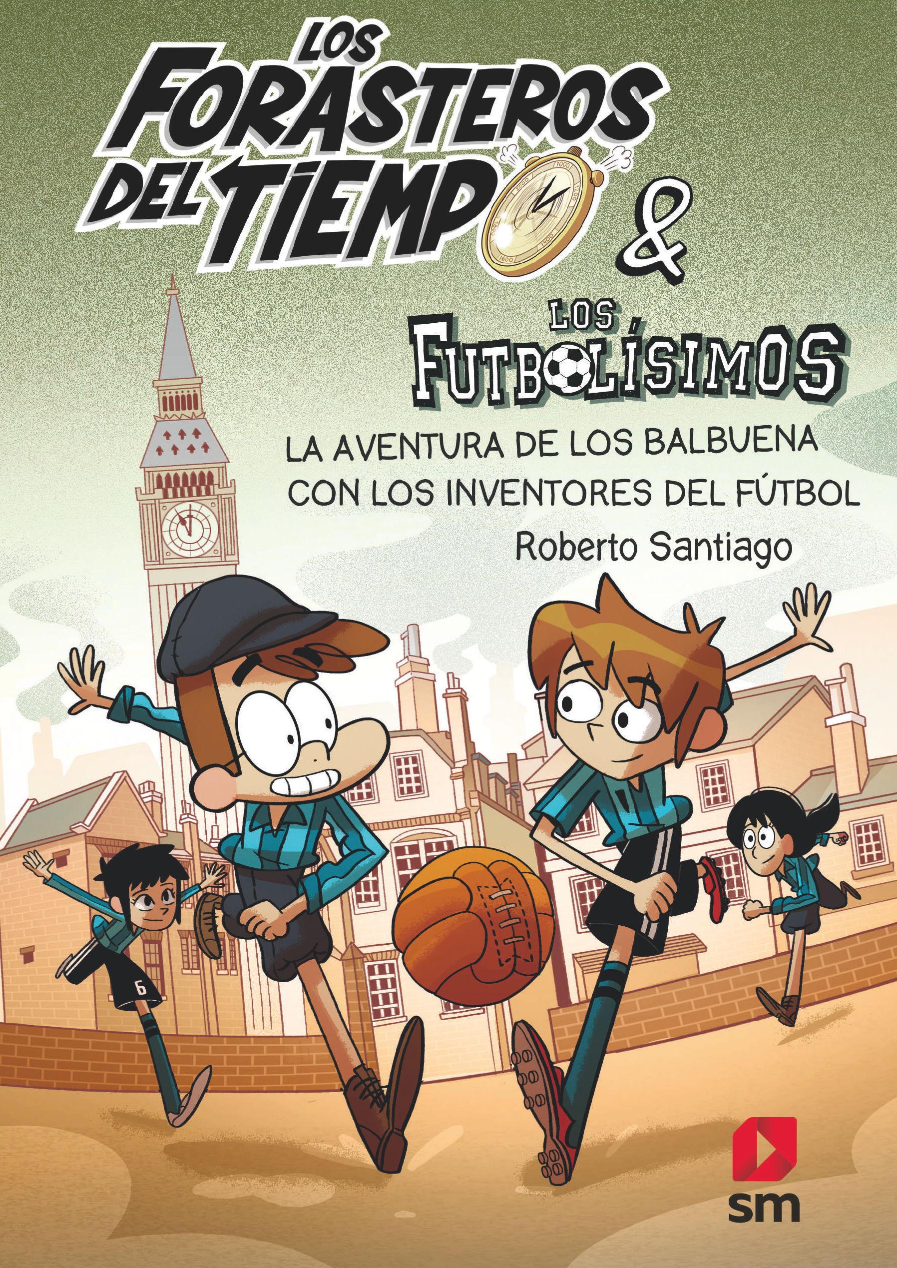 LOS FORASTEROS DEL TIEMPO 9