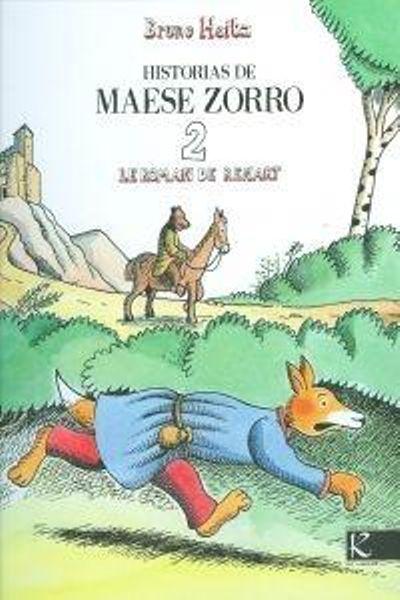 HISTORIAS DE MAESE ZORRO 2