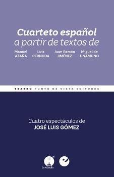 CUARTETO ESPA¥OL - A PARTIR DE TEXTOS DE MANUEL AZ