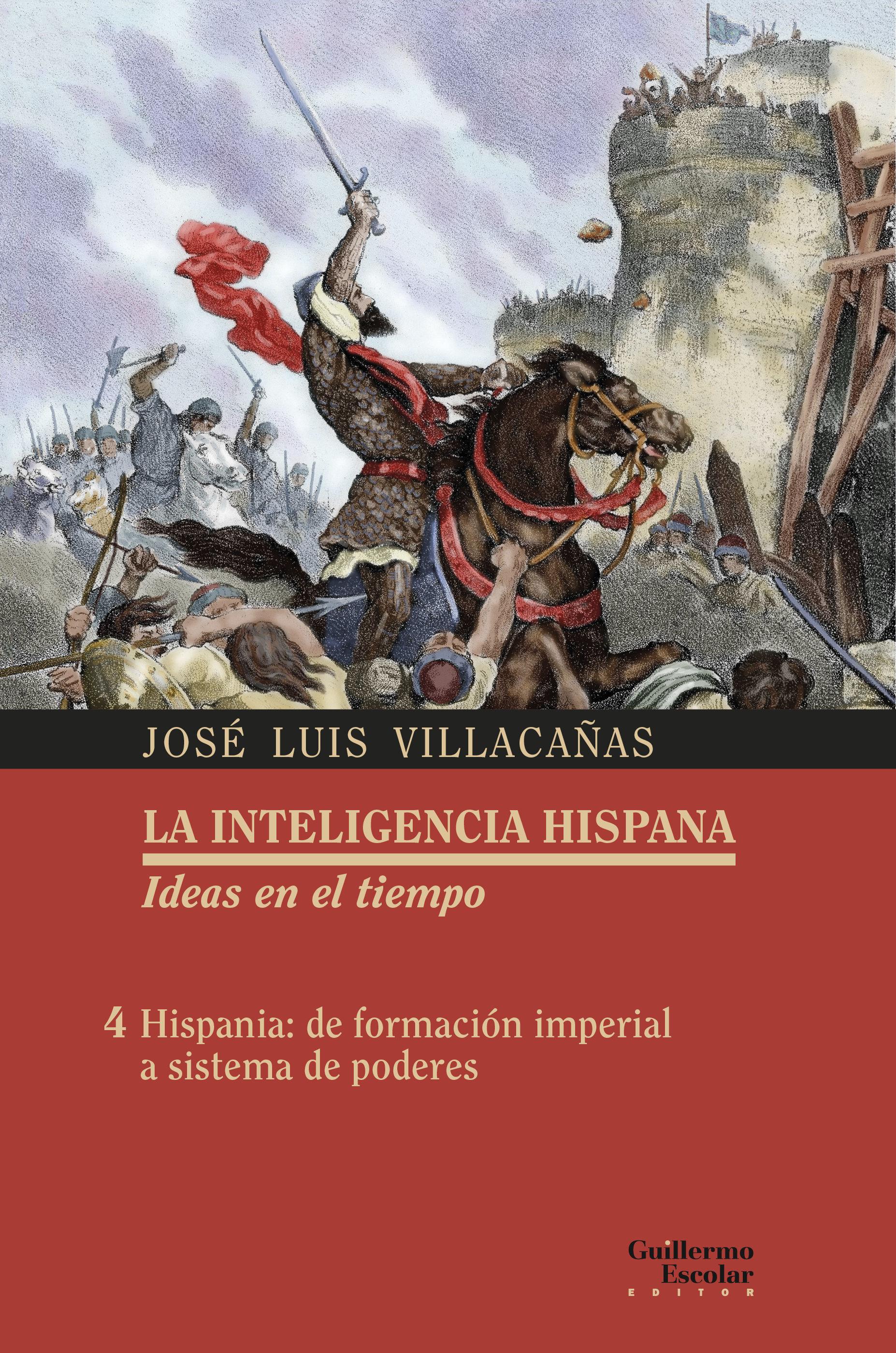 HISPANIA: DE FORMACIÓN IMPERIAL A SISTEMA DE PODERES