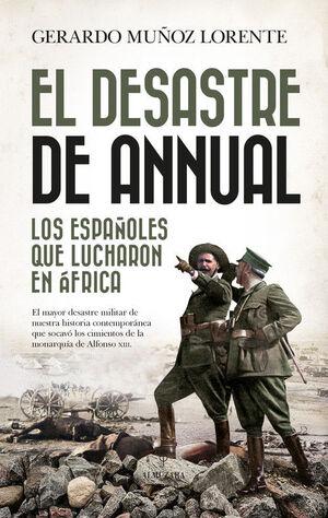 DESASTRE DE ANNUAL,EL