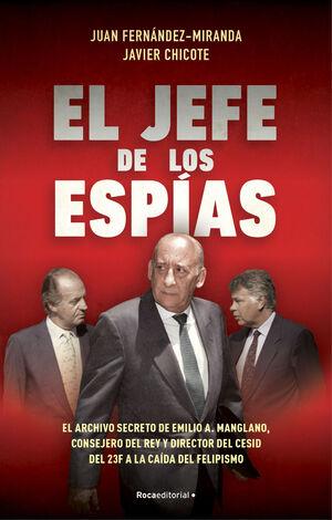 EL JEFE DE LOS ESPÍAS