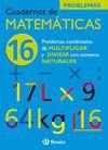 (06) CUAD. 16 MATEMATICAS