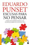 EXCUSAS PARA NO PE.CIENCIA  3276 BOOKET