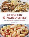 COCINA CON 4 INGREDIENTES