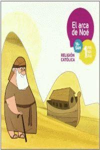 RELIGION CATOLICA 1º PRIMARIA