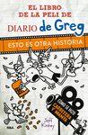 LIBRO DE LA PELI DE DIARIO DE GREG.