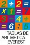 TABLAS DE ARITMÉTICA