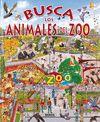 BUSCA LOS ANIMALES DEL ZOO