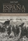 HISTORIA DE ESPA¥A EN EL SIGLO XX.2 CRISIS DE LOS