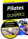 PACK PILATES PARA DUMMIES + DVD.