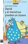 DAVID MONSTRUO PIE BVAP BLAN  96 SM