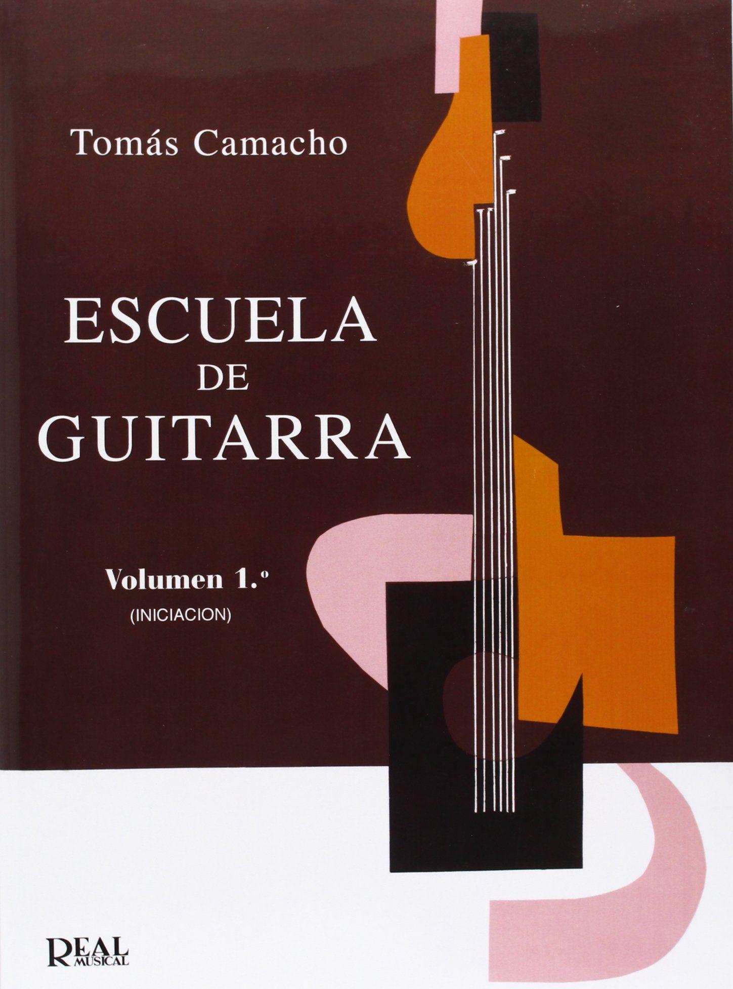 ESCUELA DE GUITARRA. (T.1)