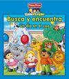 BUSCA Y ENCUENTRA. EN EL ZOO (FISHER PRICE)