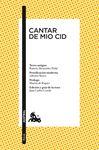 CANTAR DE MIO CID  AUST POES  20 ESPASA