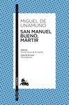 SAN MANUEL BUENO   AUST NARR 110 ESPASA
