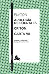 164.APOLOGIA DE SOCRATES/CRITON/CARTA VII.(AUSTRAL