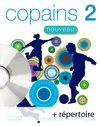(07).COPAINS NOUVEAU 2º.ESO EXERCICES (+CD) FRANCE