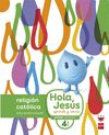 4 AÑOS HOLA JESUS RELIGION CATOLICA 16