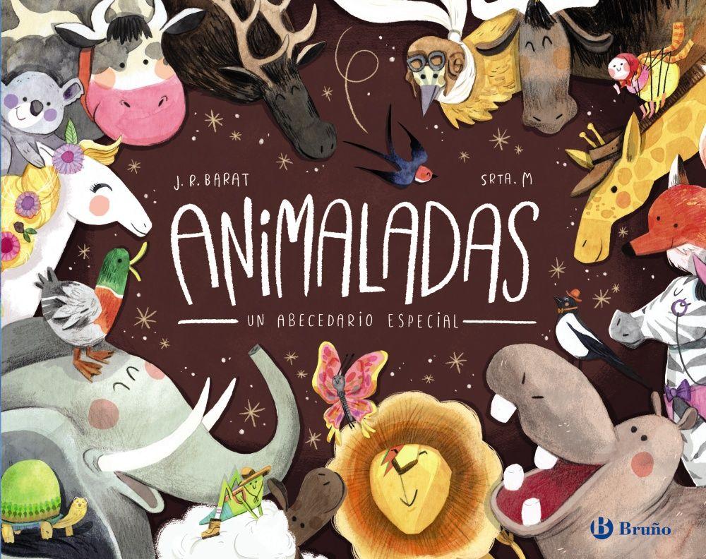 ANIMALADAS. UN ABECEDARIO ESPECIAL