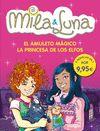 MILA & LUNA.AMULETO MAGICO.PRINCESA ELFO